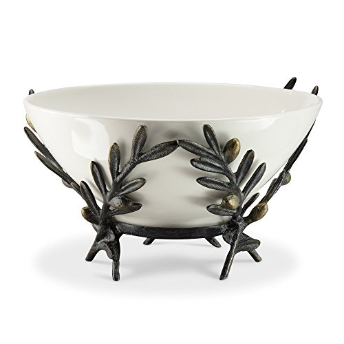 Viridian Bay Sienna Collection Verona Serving Bowl (Soup Sienna)