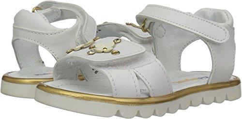 Kid Express Baby Girl's Jayden (Toddler/Little Kid) White Combo 27 M EU Toddler White Combo Footwear