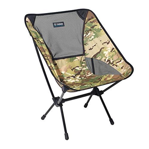 Helinox Chair One Original Lightweight, Compact, Collapsible Camping Chair, Multicam