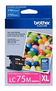 Brother LC75MS Genuine Magenta Ink Cartridge (B004WYOTW0) | Amazon Products