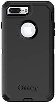OtterBox DEFENDER SERIES Case for iPhone 8 PLUS & iPhone 7 PLUS (ONLY) - Retail Packaging - B