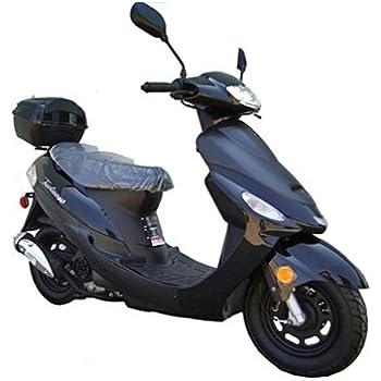 Amazon com: SmartDealsNow 49cc Sports Bike Racer50 Automatic Bike