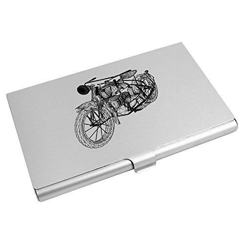 Wallet 'Vintage Credit Card Card Business Holder Motorbike' CH00009599 Azeeda 0anxC7wqdq
