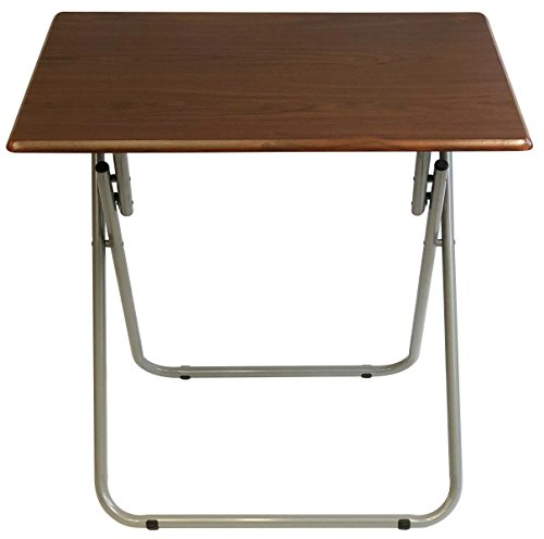 Wee's Beyond 1306 Over-Sized TV Tray Folding Table, Cherry by Wee's Beyond (Image #3)'