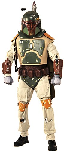 Star Wars Boba Fett Costume Collector Supreme Edition