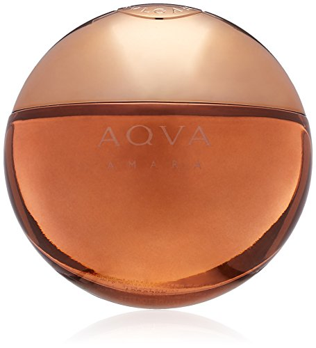 Bvlgari Aqva Amara Eau de Toilette Spray for Men, 3.4 Ounce