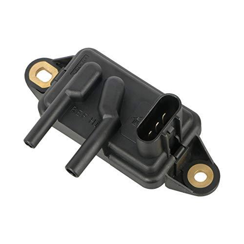 (EEEKit Valve Pressure Feedback, Premium Performance DPFE EGR Exhaust Gas Recirculation Pressure Feedback Sensor OEM No.)