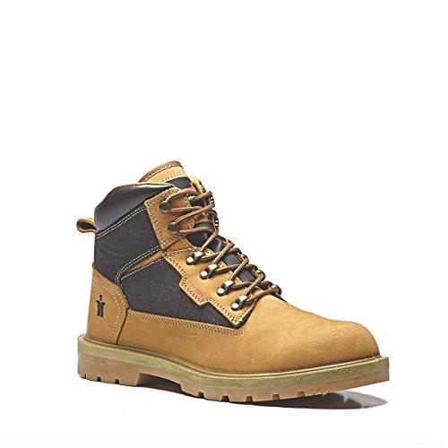 Scruffs Twister botas de seguridad marrón/negro tamaño 8