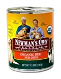 Newmans Own Organic Grain Free Can Dog Food Beef, My Pet Supplies