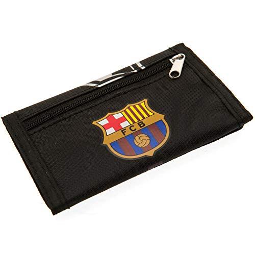F.c. Barcelona Nylon Wallet Rt by Barcelona F.C.