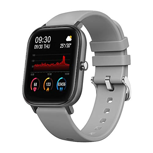 COLMI P6 Smart Watch Bluetooth Heart Rate Blood Pressure Monitor, Premium Fitness Tracker, FULL Durable Touch Screen…