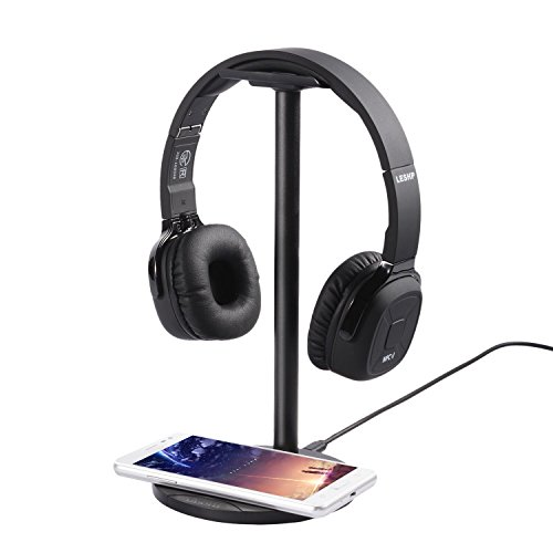 LESHP Headphones Headphone Compatible Qi Enabled product image