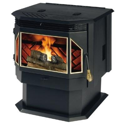- Englander Evolution 2,000 sq. ft. Pellet Stove