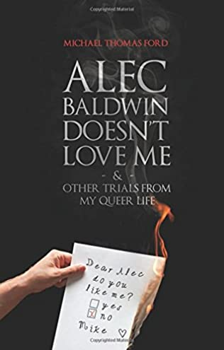 book cover of Alec Baldwin Doesn\'t Love Me Anymore