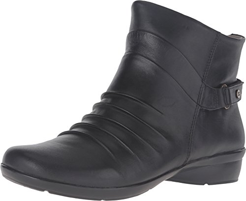Naturalizer Boot Black Women's Caldo Leather w646Yzxrq