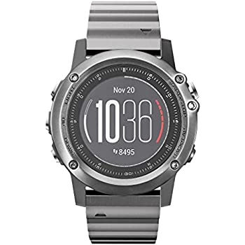 Amazon.com: Garmin fenix 3/fenix 3 HR Watch Band,Shangpule