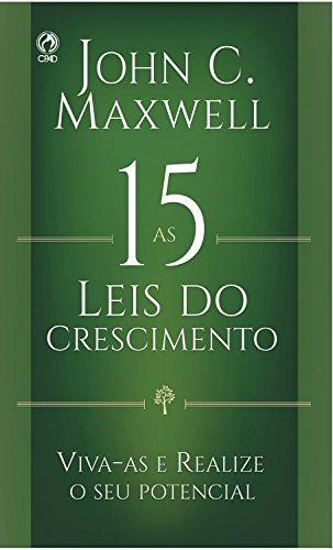 As 15 leis do crescimento ebook john c maxwell amazon as 15 leis do crescimento por maxwell john c fandeluxe Gallery