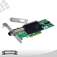 Emulex LPe12000-E LightPulse 8GB Singel Port Fibre PCI-E Network Card With Both Brackets