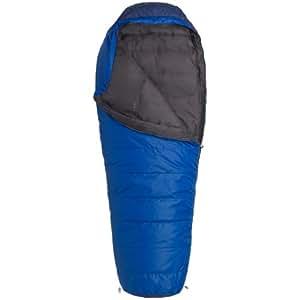 Marmot Rockaway 20 Synthetic Sleeping Bag, Regular-Right, Blue