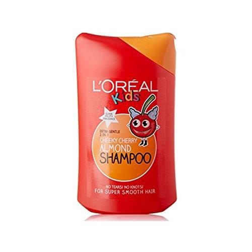 L'Oréal Paris Kids Extra Gentle 2in1 Shampoo - Cheeky Cherry (250ml)