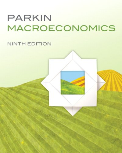 Macroeconomics, 9th Edition