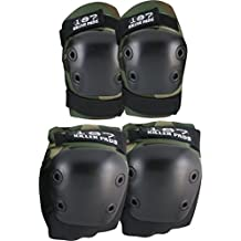 187 Camo Small / Medium Knee, Elbow & Wrist Combo Skate Pads by 187 Killer Pads