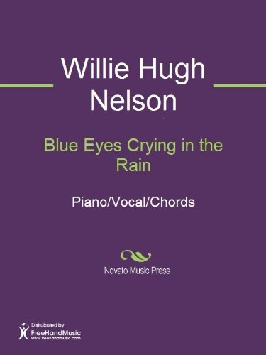 Blue Eyes Crying in the Rain - Kindle edition by Fred Rose, Willie ...