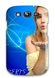 LCIBjkD4750vFKAc Brandon Harter Bunch Emma Robertswallpaper Feeling Galaxy S3 On Your Style Birthday Gift Cover Case