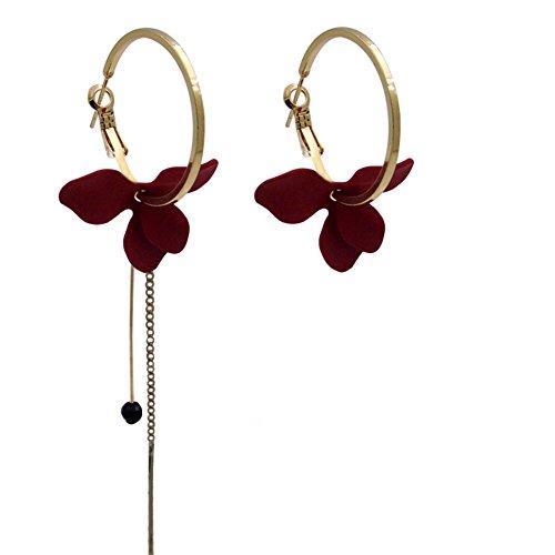 Flower Chain Drop - 6