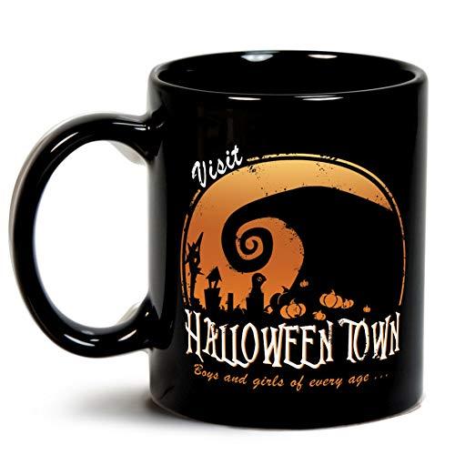 Visit Halloween Town (Halloween Mug) ()