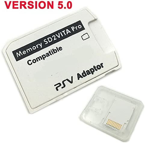 Amazon.com: etbotu V5.0 sd2vita psvsd Pro adaptador para PS ...