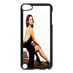 iPod Touch 5 Case Black Beautiful Olivia Wilde SUX_173120