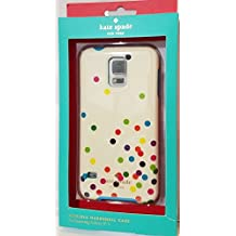 kate spade new york Flexible Hardshell Case for Samsung Galaxy S5 - Confetti