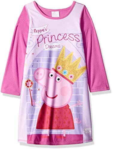 Peppa Pig Girls Toddler Reversible Nightgown
