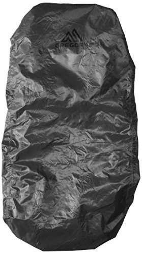 Gregory Mountain Products Pro Raincover, Web Grey, - Grey Gregory