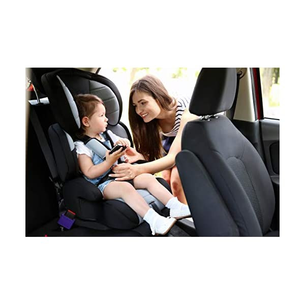 Raises & Stands Buckle Up for Easy Reach and Fastening No More ...