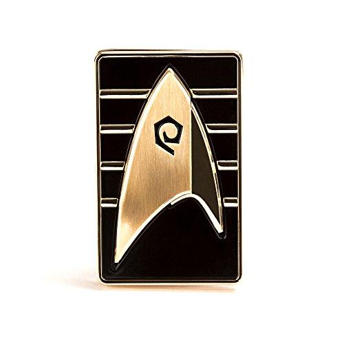 Quantum Mechanix QSTR147 Star Trek: Discovery Cadet Badge, Multi