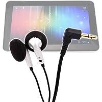 Gain DURAGADGET Premium In-Ear Design Headphones With Less Loss & Deep Bass For Panasonic Toughpad FZ-M1, Alcatel One... online