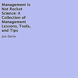 Management Is Not Rocket Science Audiobook