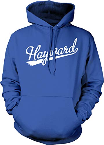 NOFO Clothing Co Hayward Hooded Sweatshirt, L Royal ()