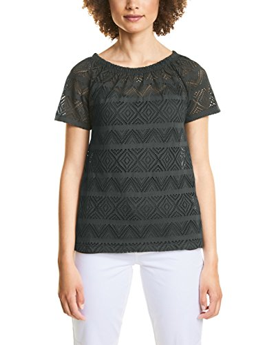 Camiseta Mujer Green chilled Verde 11348 Para Street One 1txqYY5