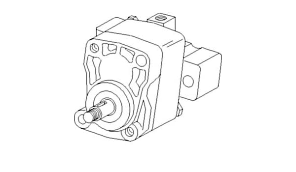 case ih pump hydraulic 9 gpm part no a 376993r94 amazon Case Tractor Pump Diagram Case Tractor Pump Diagram #18