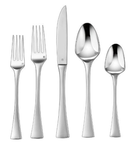 Cuisinart CFE-01-AV20 20-Piece Flatware Set, Aveline