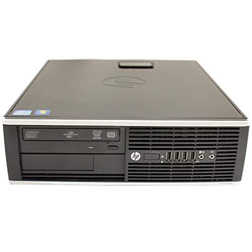HP Compaq Elite 8200 SFF Desktop Intel Core i5-2400 3.10 GHz 8GB DDR3 RAM 120G SSD Windows 10 Professional 64-Bit (Renewed)