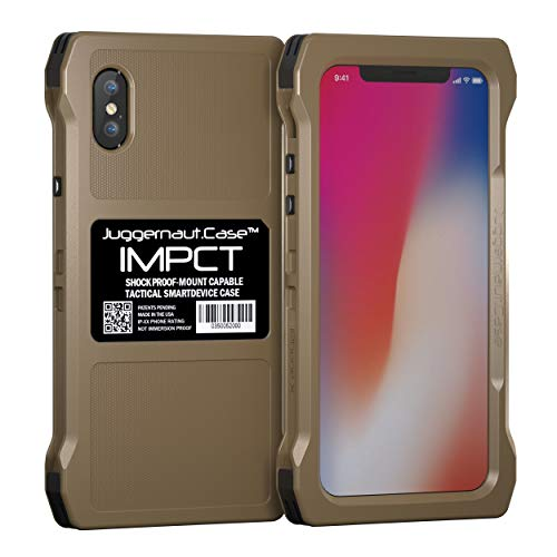 Juggernaut.Case IMPCT Smartphone Case - Compatible with Apple iPhone X or XS