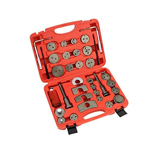 Brake Repair Brake Spreading Tools 35 pcs Professional disc Brake Caliper Tool Set