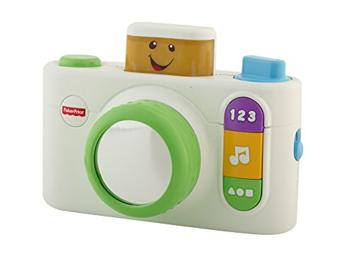 Fisher-Price Laugh & Learn Click 'n Learn Camera, White by Fisher-Price (Image #7)