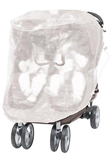 Comfy Baby EZ Access Zippered Window Twin Side by Side Stroller Net