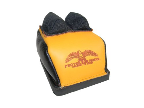 """Protektor Model (14BC.TS.D.BB) Deluxe B.B. Rear Bag w/ Bunny cordura Ear 1/2"""" T.S. Btwn. Ears (Filled) - MADE IN USA!"""
