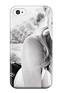 AtkrYRJ2102suehq Tpu Phone Case With Fashionable Look For Iphone 4/4s - Amanda Seyfried Celebrity People Celebrity by lolosakes